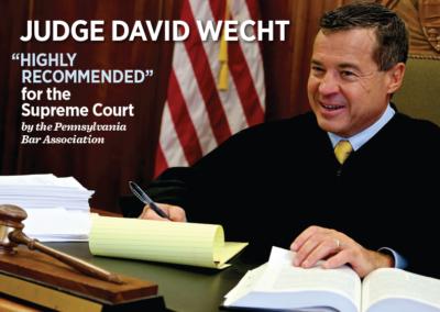 Judge David Wecht