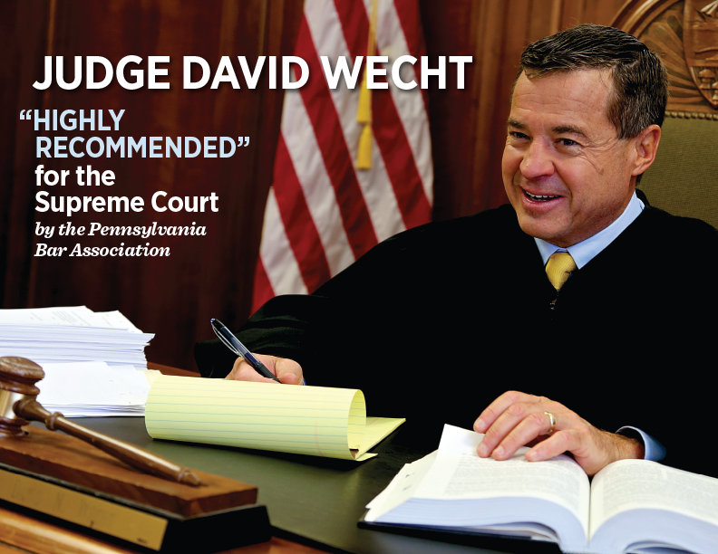 Judge David Wecht