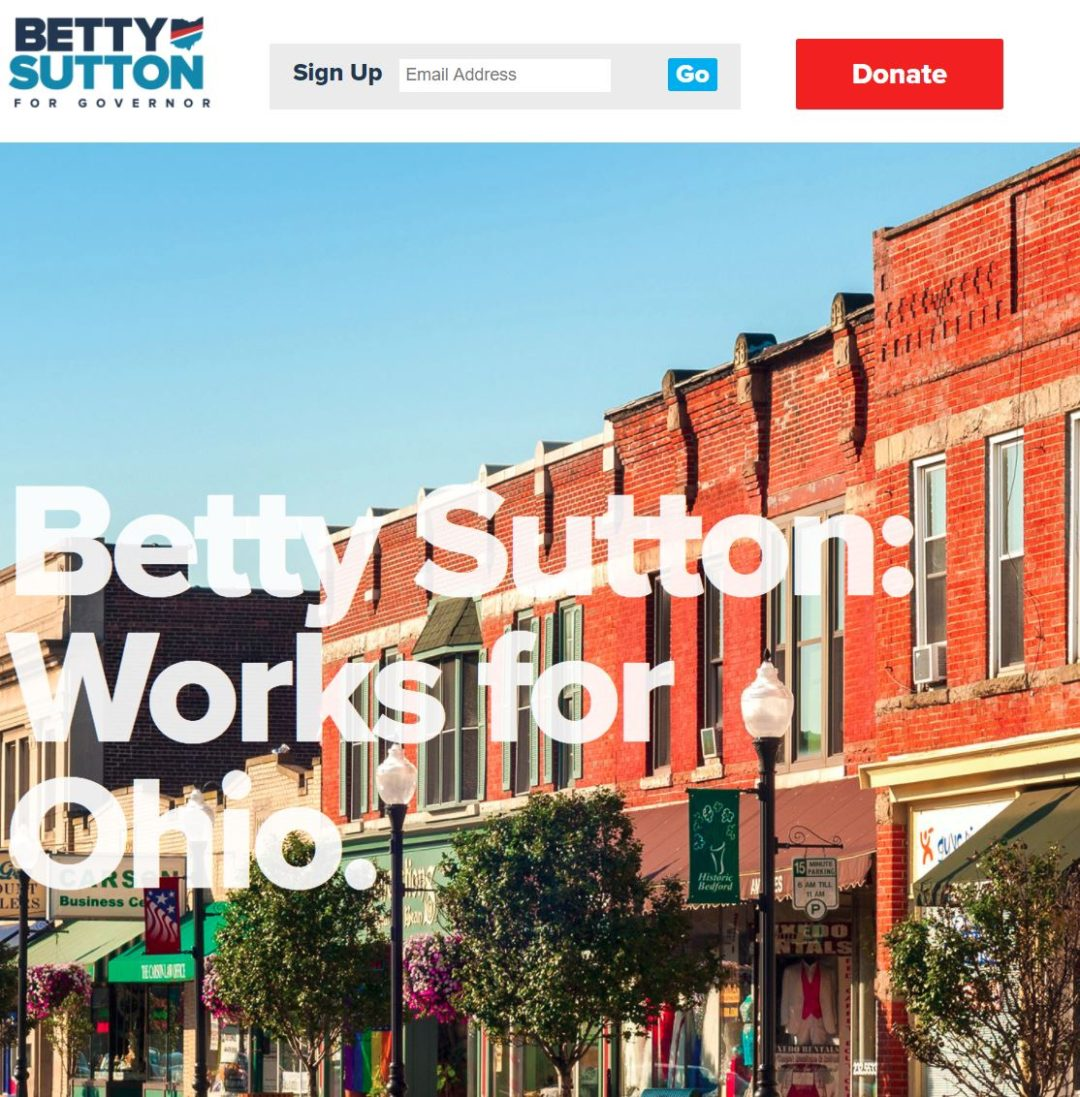 Betty Sutton