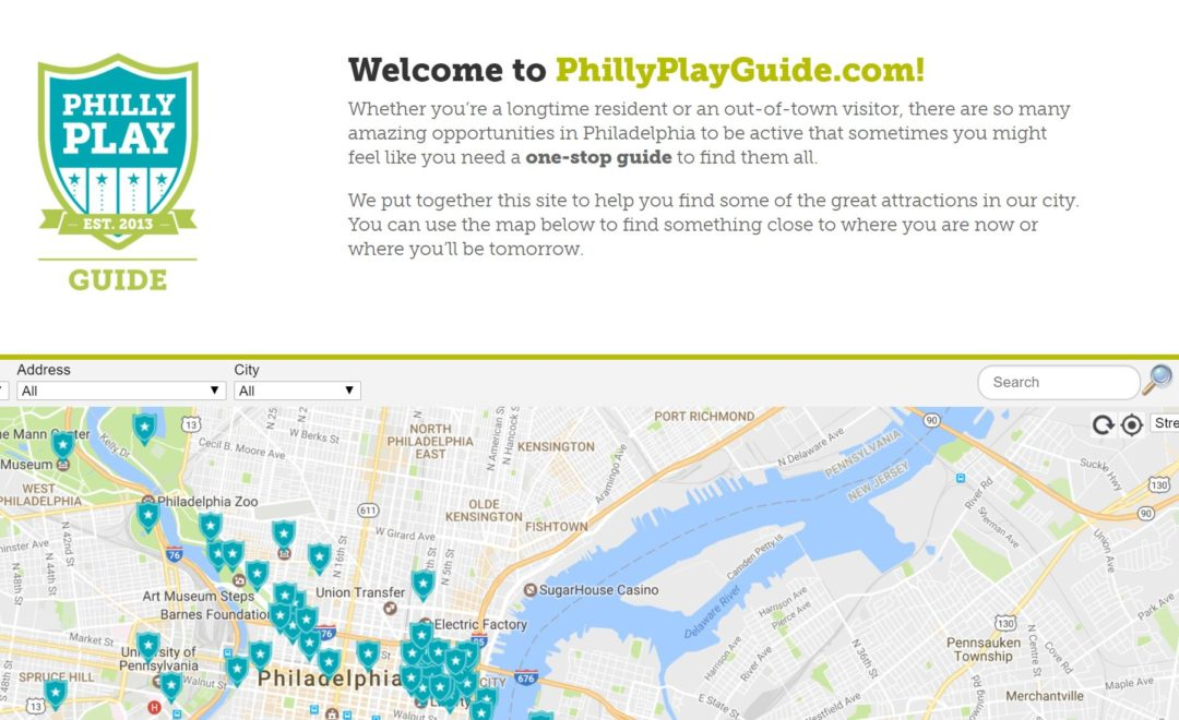 Philly Play Guide