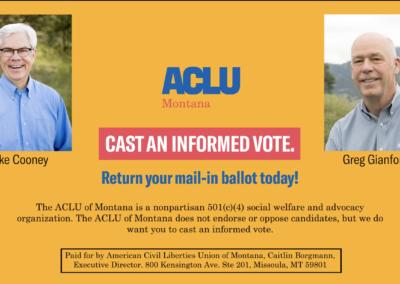"ACLU Montana: ""Commit"""