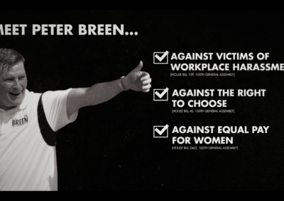 "Democratic Majority for Terra Costa Howard: ""Extreme Breen"""